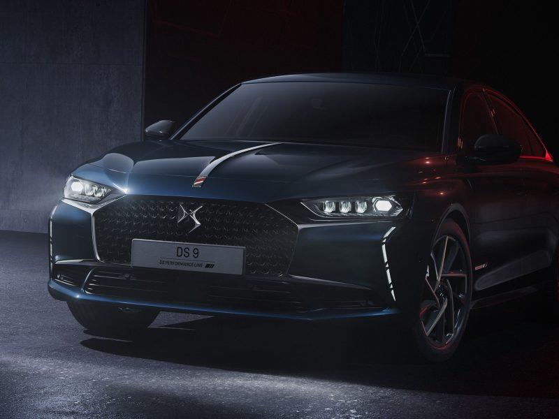 Автомобиль DS 9 Performance Line 2020 года
