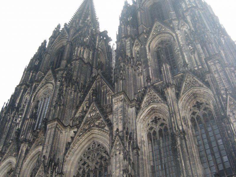 Архитектура, Церкви