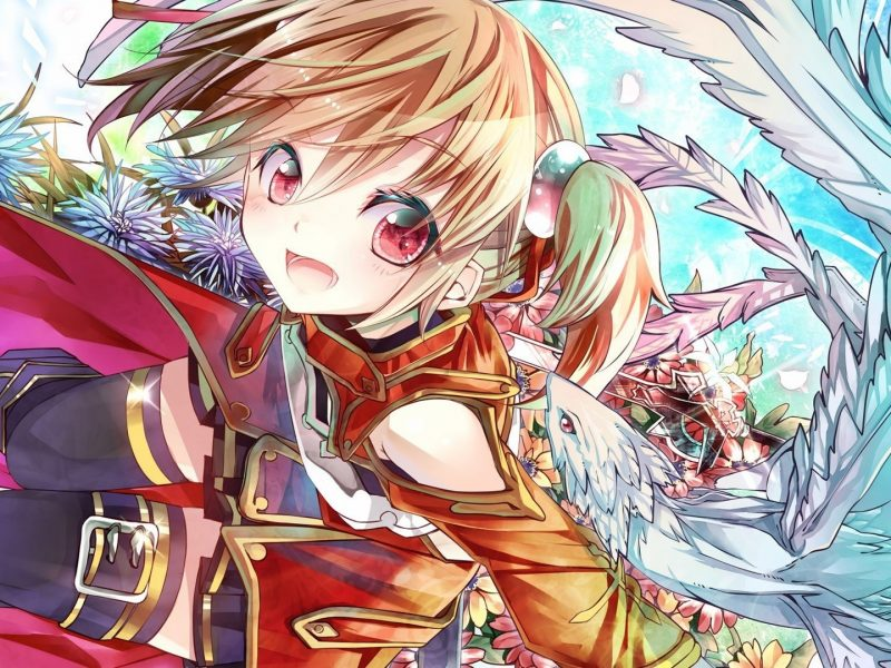 Обои Anime, pina, sword art online, silica, art