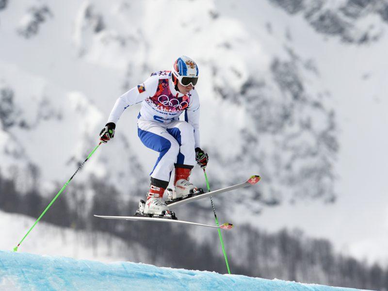 Обои сочи 2014, Ски-кросс, sochi 2014 olympic winter games, егор коротков