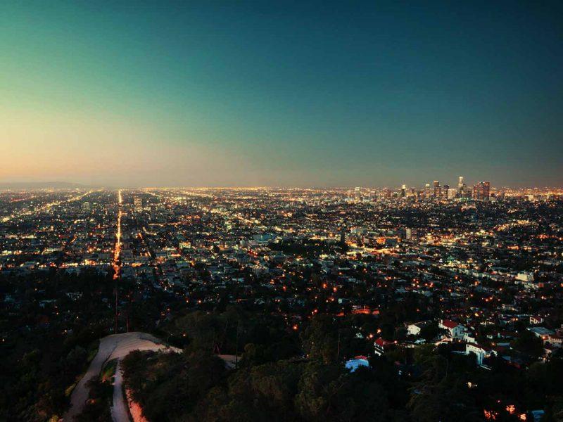Горизонт Лос-Анджелеса