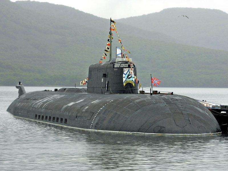 Обои субмарина, атомная, вилючинск для рабочего стола