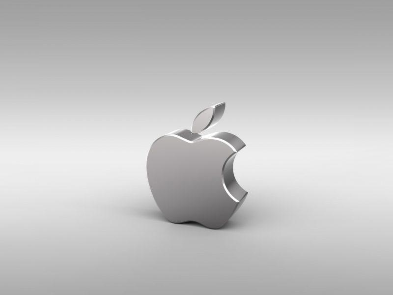 Серебряный Apple
