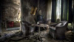мебель, интерьер, Комната