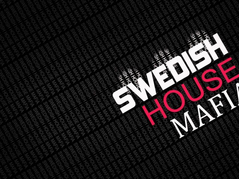 Swedish house mafia, группа, music, dj, house
