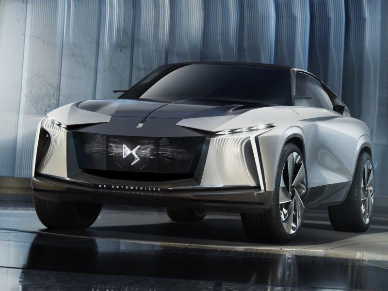 Автомобиль DS Aero Sport Lounge 2020 года