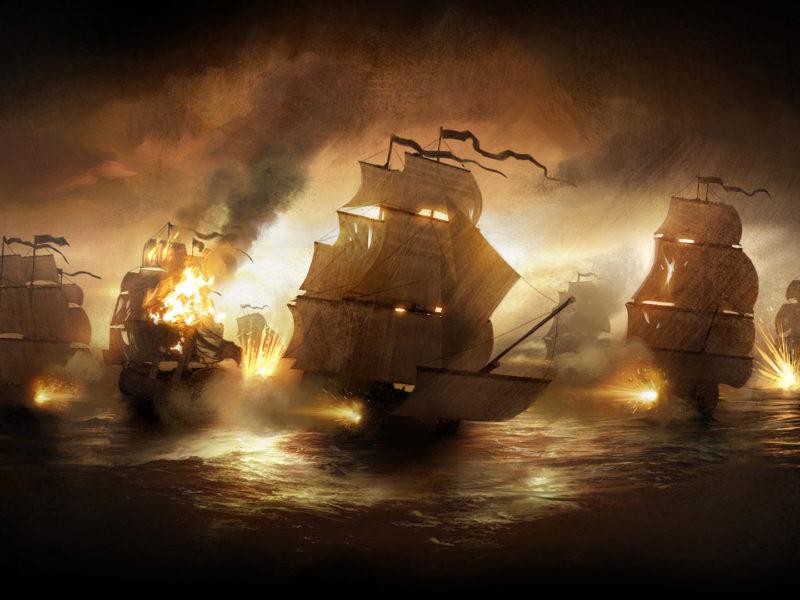 Корабли, Сражения, Total War, Транспортные средства, Empire: Total War
