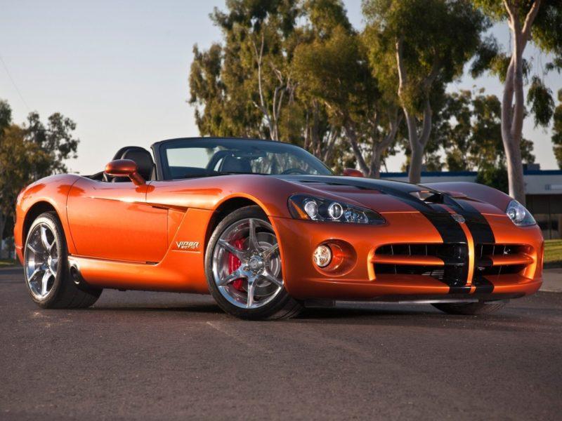 Автомобили, Dodge Viper SRT – 10