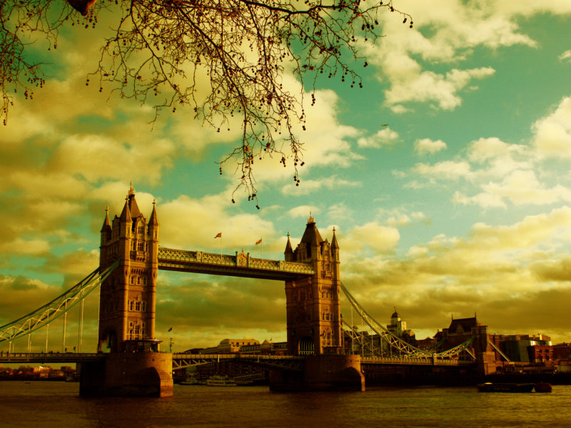 Архитектура, Лондон, Тауэрский мост