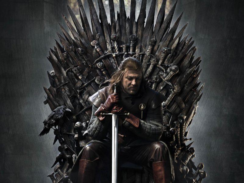 Трон, Игра престолов, Песнь Льда и Огня, Плакаты, Сериалы, Eddard ' Ned ' Старк
