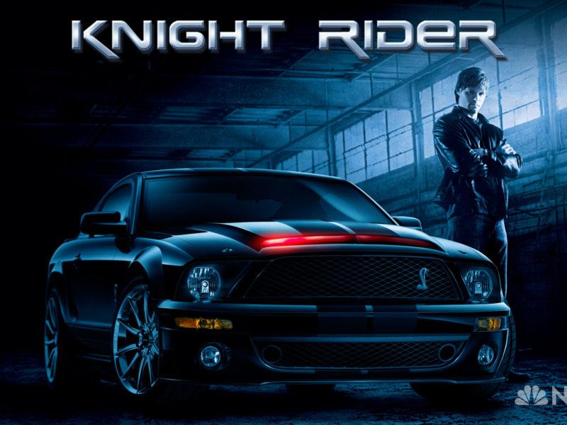 Транспортные средства, Форд Мустанг, Сериалы, Knight Rider