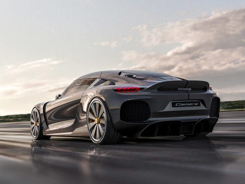 Обои Koenigsegg, 2021, front view, luxury, supercar для рабочего стола