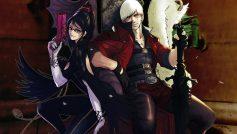 slayers in company, Bayonetta vs dmc, yukikaseni, dante, guns & swords, devil may cry, games