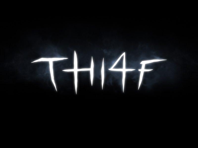 Thief 4, вор 4, надпись, thi4f