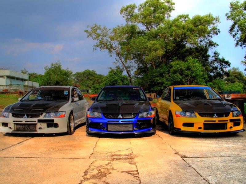 Mitsubishi, тюнинг, три, lancer, evolutionixgt