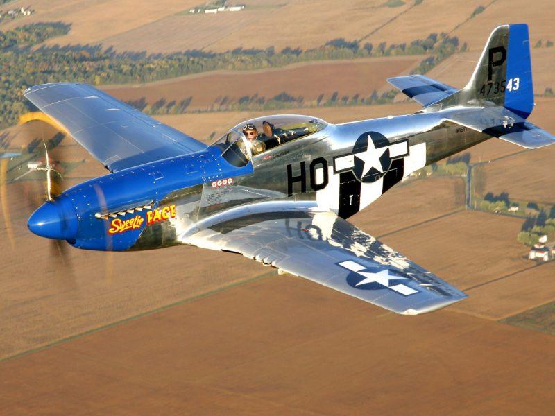 американский, historical, самолет, north american p-51, club, mustang, Military