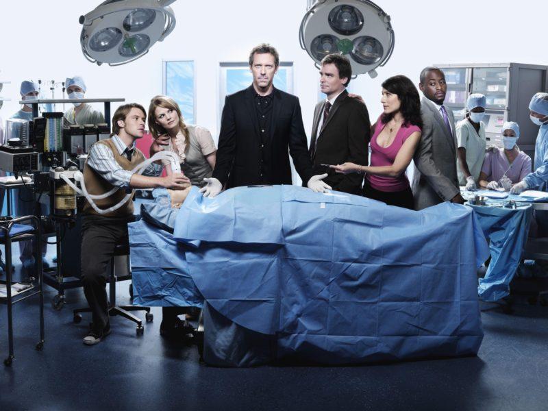 операционная, House m.d, сериал, доктор хаус