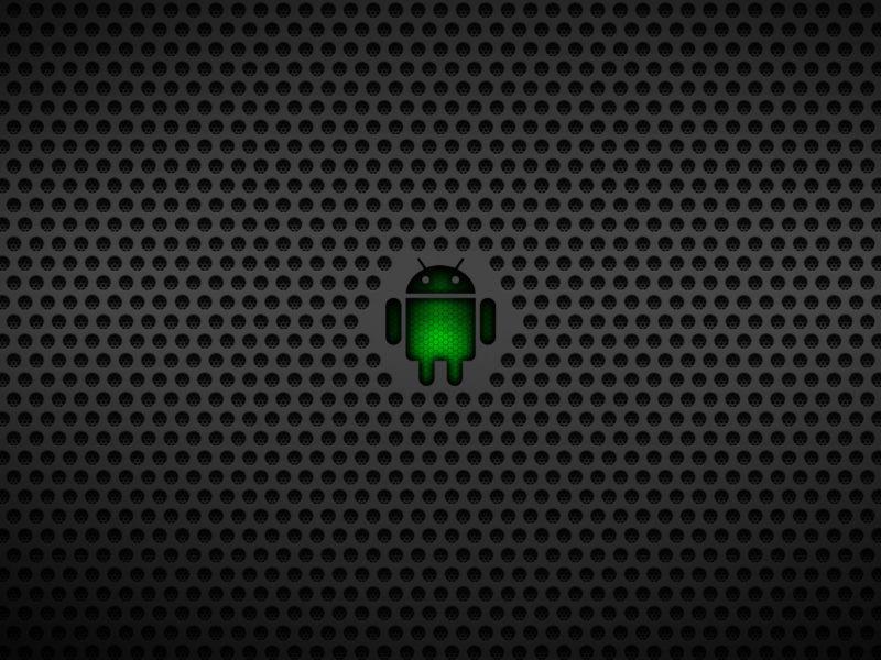 logo, робот, android, Андроид, google, логотип, темные