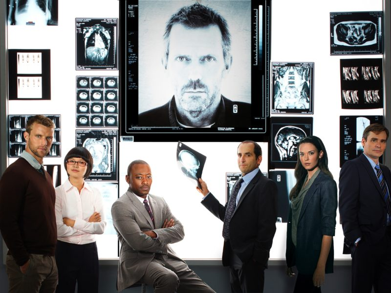сериал, 8 сезон, доктор хаус, House
