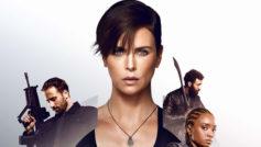 Постер нового фильма Бессмертная гвардия, 2020