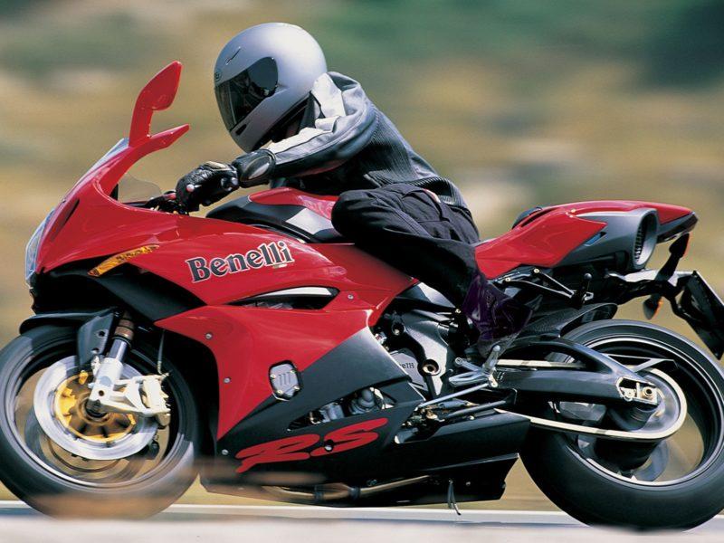 Benelli, Мотоциклы, Торнадо