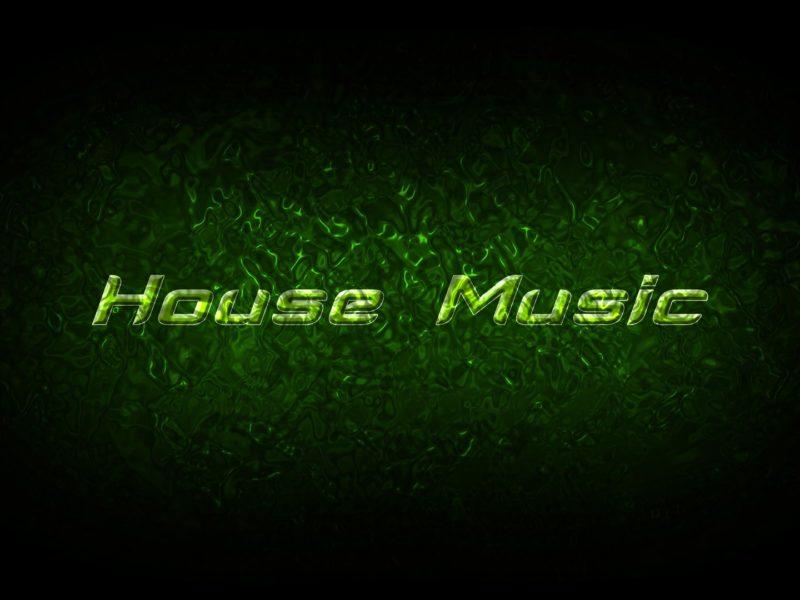 Зеленый, Абстракции, Музыка, Дом музыки