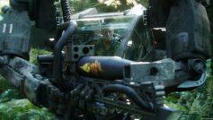 Боевой робот из Аватара