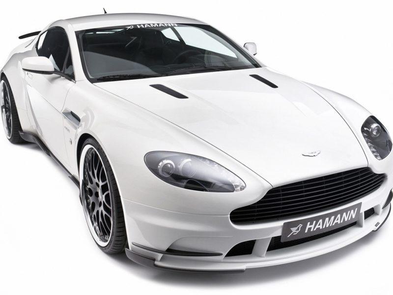 Белый, Автомобили, Астон Мартин, Hamann, Hamann Motorsport GmbH