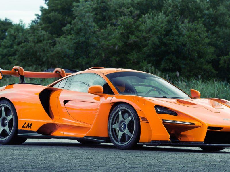 Обои McLaren, 620R на рабочий стол.