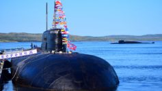 Обои субмарина, подводный, крейсер, воронеж для рабочего стола