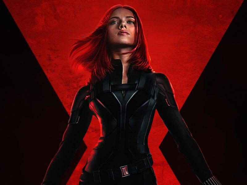 Обои Scarlett Johansson, Marvel Comics, Black Widow, Natasha Romanoff, актриса для рабочего стола