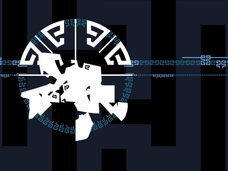 Обои символ, символизм, лаконизм, полоски, геометрия, геометризм, конструктивизм, эзотеризм, графика, компьютерная графика, 2D графика, векторная графика, вектор, растр для рабочего стола
