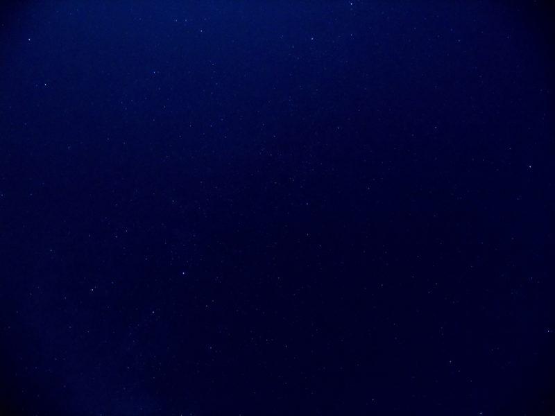 ночь, Небо, звезды