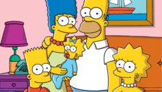 снимок, семья, Мультфильм, симпсоны, the simpsons
