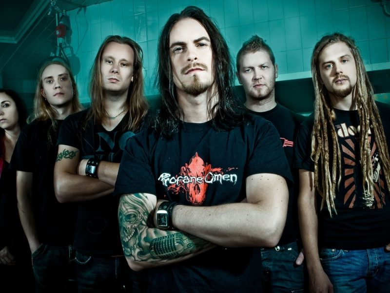 melodic death metal, Mygrain, майгрэйн, finnish metal