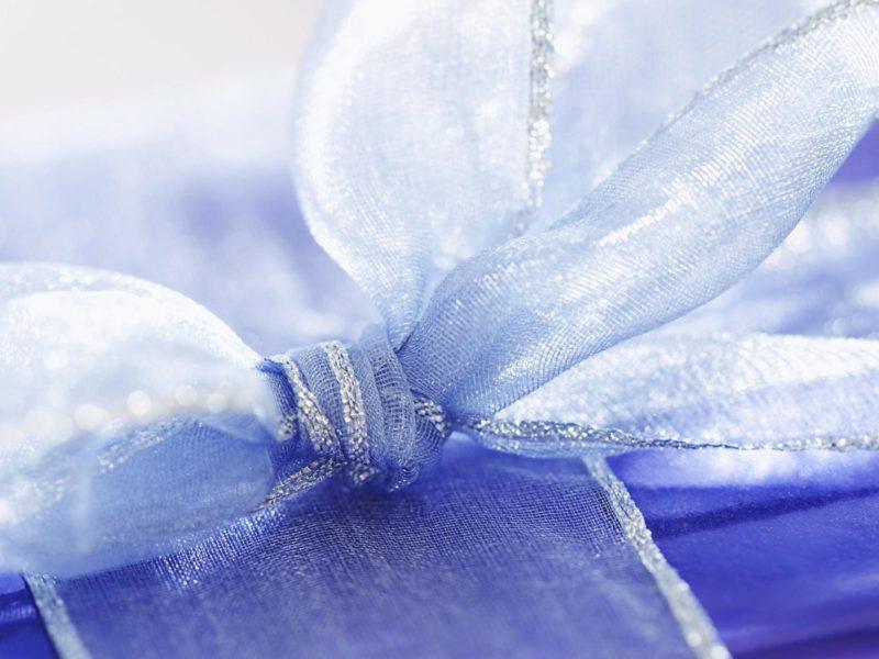 Праздники, бантик, подарок