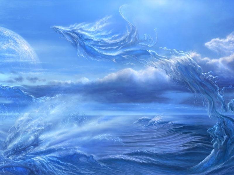 Водные драконы