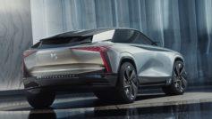 Автомобиль DS Aero Sport Lounge 2020 года вид сзади