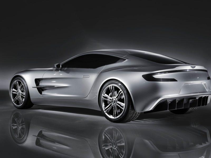 Автомобили, Спортивный, Aston Martin One – 77