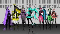 Вокалоид, Мику Хацунэ, Megurine Luka, Группы, Kaito ( Vocaloid )