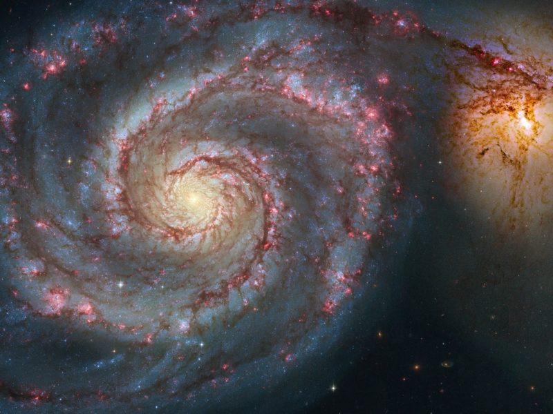 Космическое пространство, Звезды, Галактики