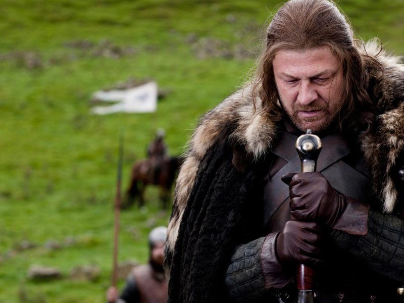 Плащи, Игра престолов, Песнь Льда и Огня, Шон Бин, Сериалы, Eddard ' Ned ' Старк