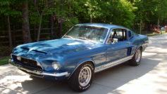 Автомобили, Форд, Транспортные средства, Форд Мустанг, Ford Mustang Shelby GT500KR