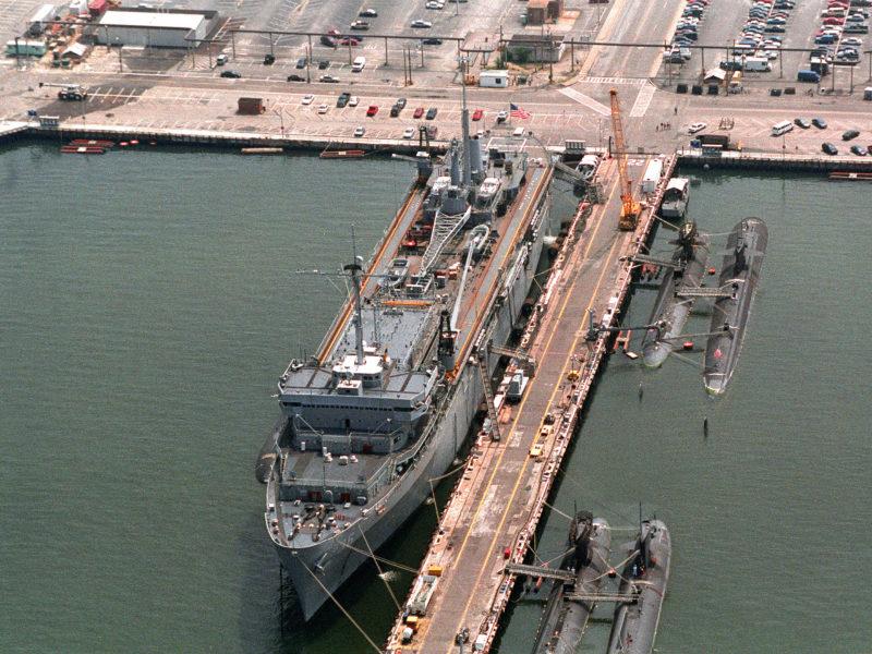 Док, Подводная лодка, Корабли, Военно-морской флот, Транспортные средства