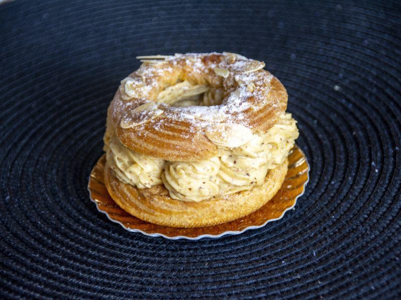 Обои булочка, крем, десерт, франция на рабочий стол.