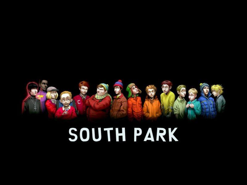 south park, мультфильм, саус парк, Южный парк