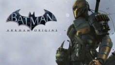 дезстроук, batman летопись аркхема, deathstroke, Batman arkham origins