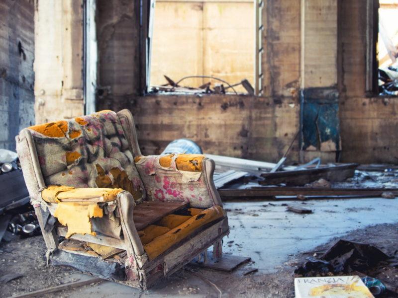 Комната, кресло, интерьер