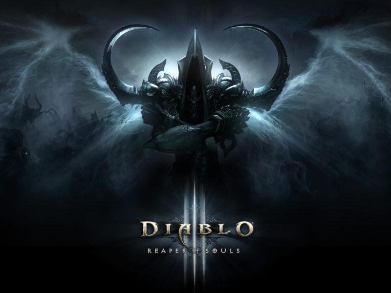 expansion set, reaper, angel of death, diablo iii, blizzard, malthael, Diablo iii reaper of souls