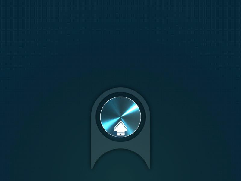Blue, дизайн, голубой, design, кнопка